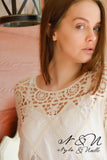 AMALA - Beach Boho Hip Length Tunic