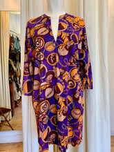 Load image into Gallery viewer, Vintage Nat Charles Tunic Dress