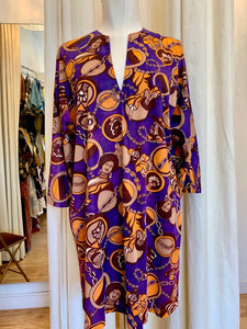 Vintage Nat Charles Tunic Dress