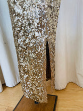 Load image into Gallery viewer, 1990's Donna Karen Sequin Two Piece
