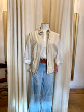 Load image into Gallery viewer, Vintage Liz Claiborne Twill Vest