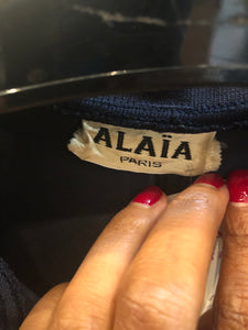 Vintage Alaia Dress