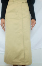 Load image into Gallery viewer, Mugler Chino Trouser Skirt