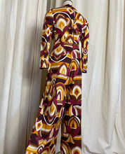 Load image into Gallery viewer, 1970's Graphic pop art jumpsuit
