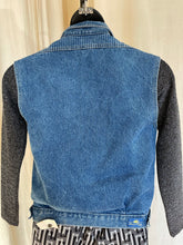 Load image into Gallery viewer, Chic by H.I.S Denim Vest