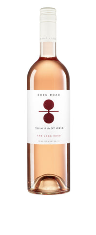 2014<br/> The Long Road <br/>Pinot Gris