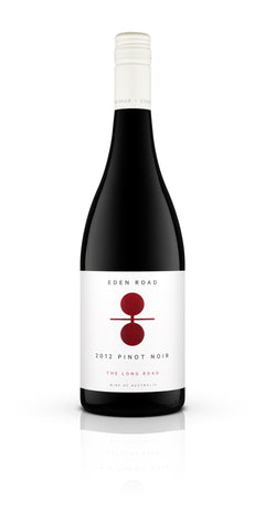 2012<br/> The Long Road <br/> Pinot Noir