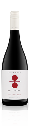 2012<br/> The Long Road Shiraz