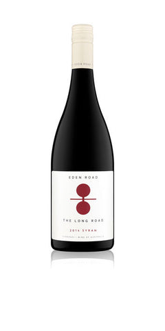 2014 <br/> The Long Road <br/> Syrah