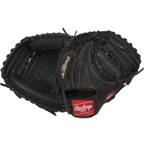 Gant Slowpitch Rawlings Renegade Receveur 32.5''