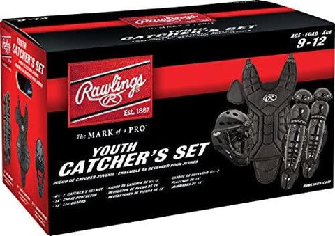 Ensemble Receveur Rawlings Players Series 9-12 ans