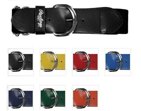 Ceinture Baseball Rawlings Association Rouge