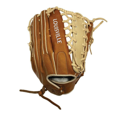 Gant Slowpitch Louisville Super Z Édition Spécial Tan 14''