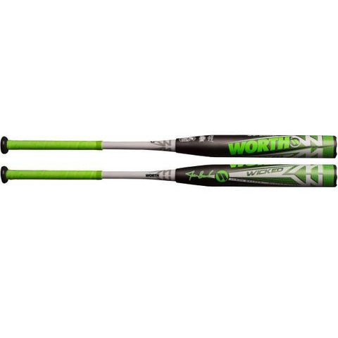 Bâton Slowpitch Worth Wicked Branch 26oz