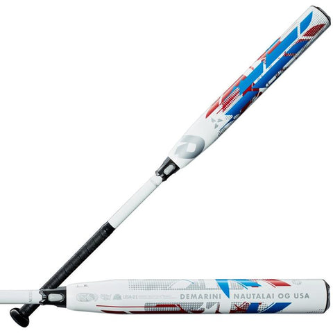 Bâton Slowpitch Demarini Nautalai OG 27oz