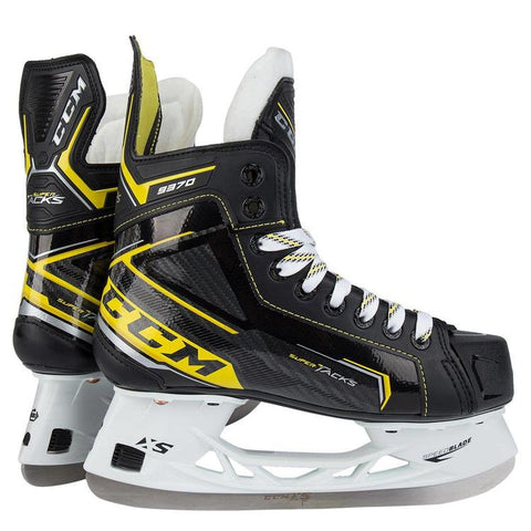 Patin Hockey CCM Super Tacks 9370 Gr. 1.5 D JR