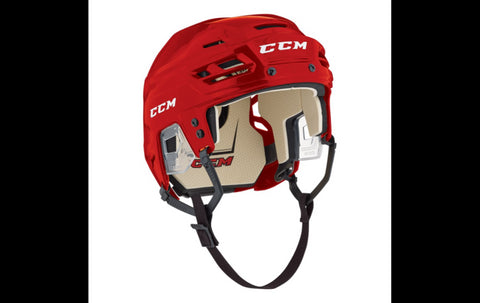 Casque Hockey CCM Tacks 110 Rouge Small