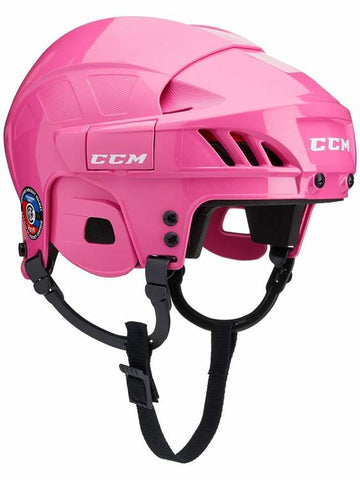 Casque Hockey CCM HT50 Rose Large