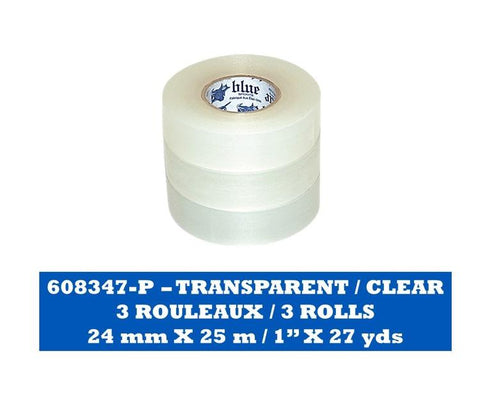 Tape A Pad Transparent 24x25 Pqt 3