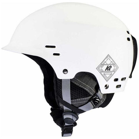 Casque Ski K2 Thrive Blanc S