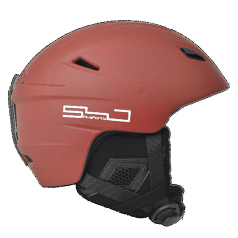 Casque Ski Fiveforty Neptune Bourgogne L