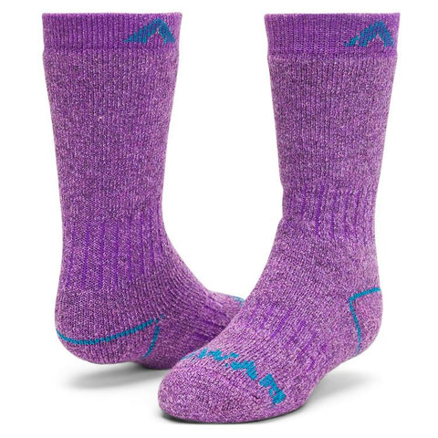 Bas Wigwam Kid's 40 Below II Mauve YM