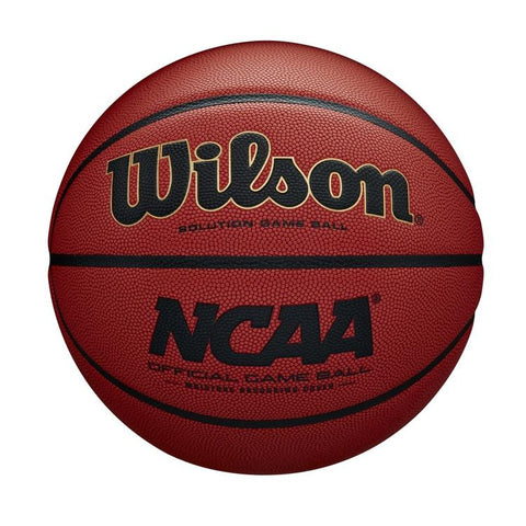 Ballon Basketball Wilson NCAA INT Solution
