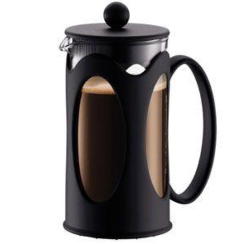 Bodum Kenya Coffee Maker - 3 Cup (Black)