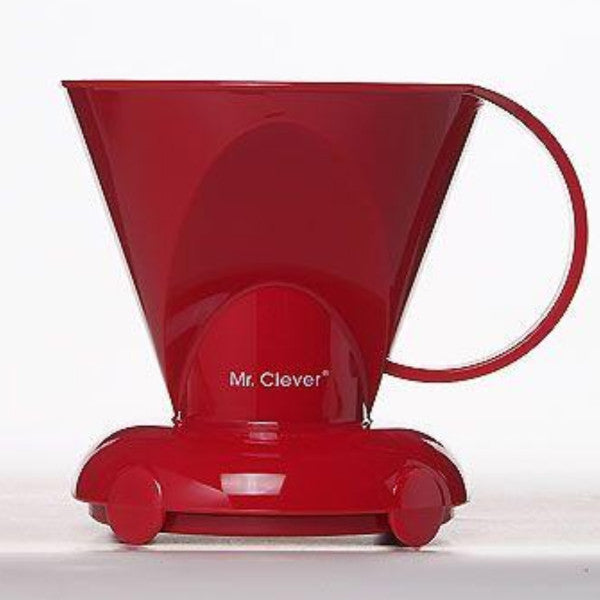 Mr Clever Coffee Dripper – RED