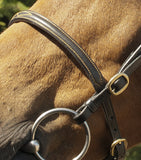Heritage English Leather In-Hand Bridle - 4Pony.com