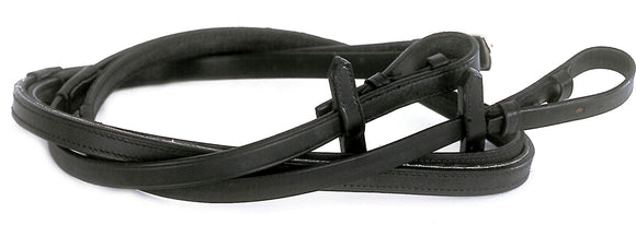 Heritage English Leather Inside Grip Reins - 4Pony.com