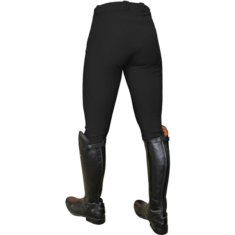 Mark Todd Breeches Coolmax Grip Ladies Black - 4Pony.com