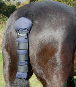 Rhinegold Cotton Quilted Tailguard - 4Pony.com