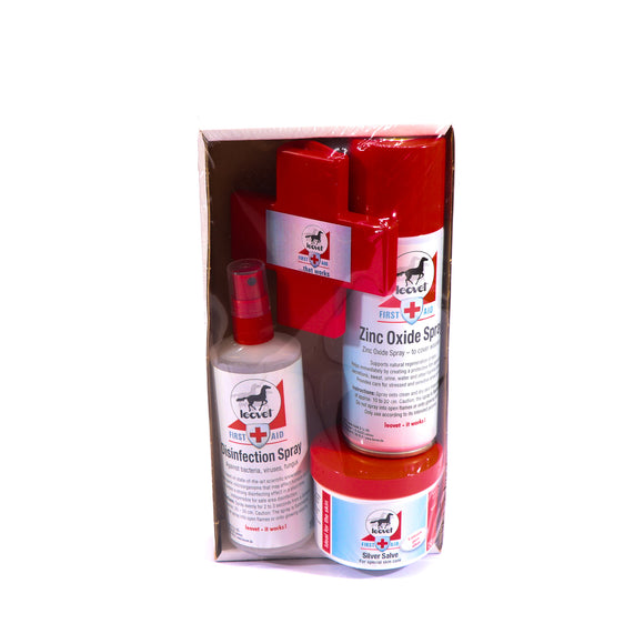 Leovet First Aid Kit - 4Pony.com