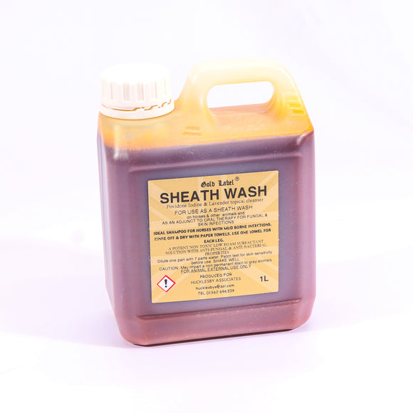 Gold Label Dermawash - 4Pony.com
