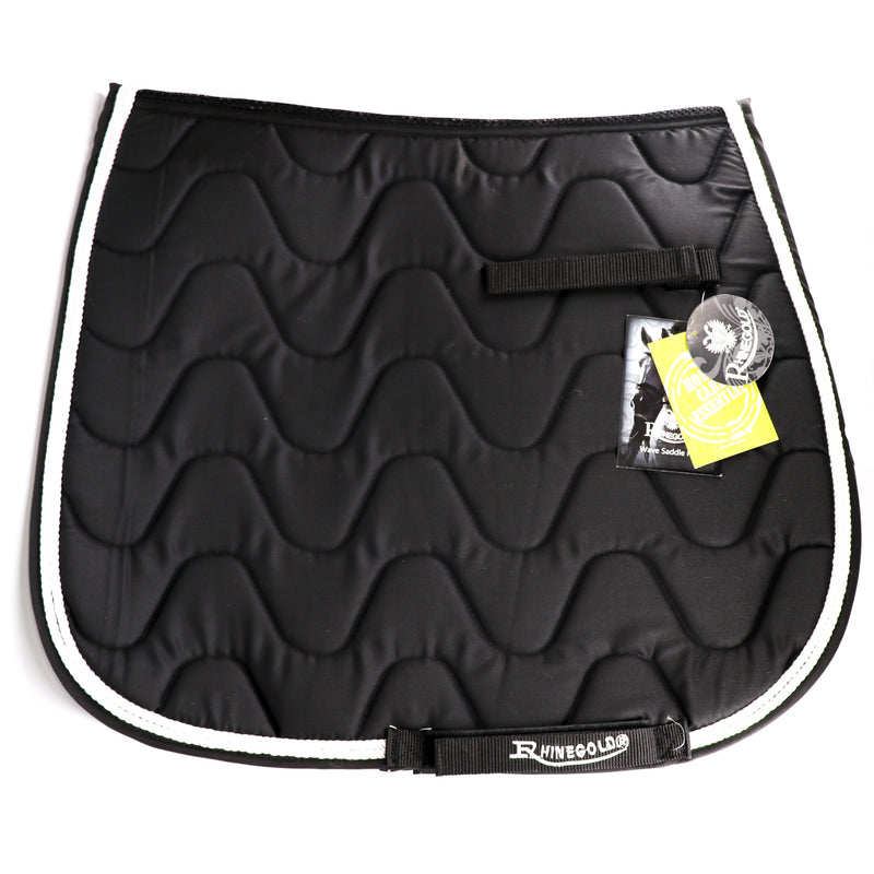 Rhinegold Wave Saddle Pad - 4Pony.com