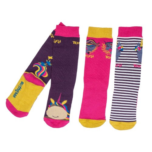 Toggi Childrens Althea Socks - 4Pony.com