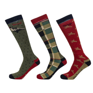Toggi Mens Yealand Socks - 4Pony.com