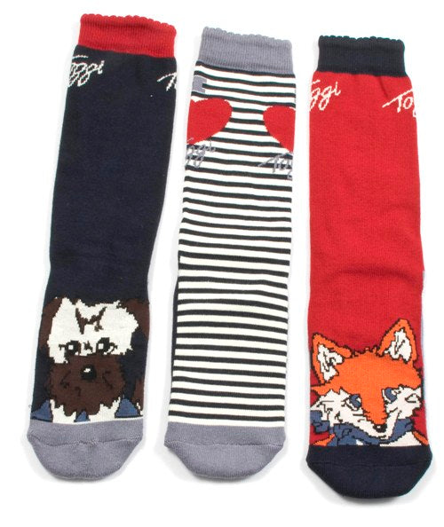 Toggi Childrens Vixey Socks - 4Pony.com