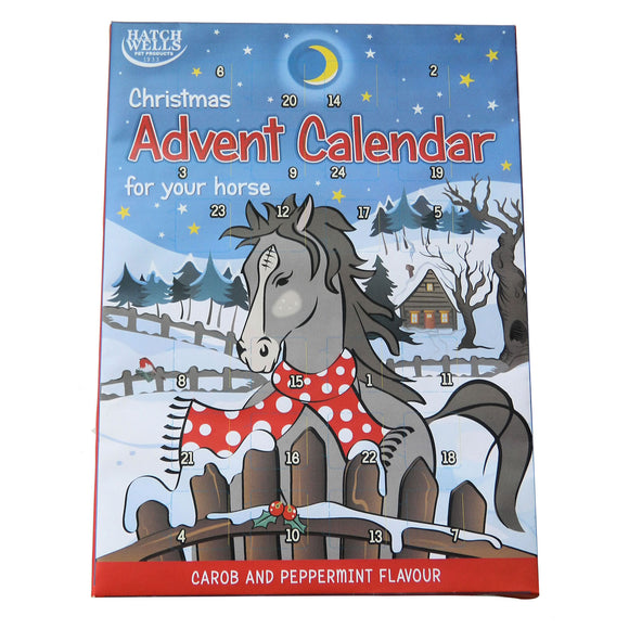 Hatchwells Horse Advent Calendar - 4Pony.com