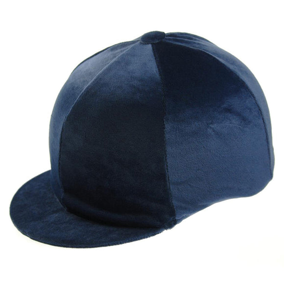 Capz Plain Cap Cover Velour