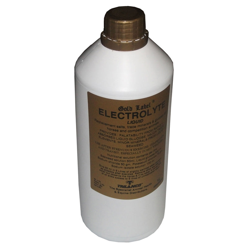 Gold Label Electrolyte Liquid