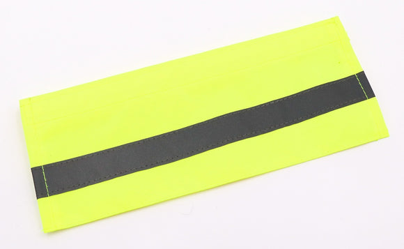 Equisafety Nose/Brow/Rein Band - Yellow - 4Pony.com