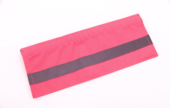 Equisafety Nose/Brow/Rein Band - Pink - 4Pony.com