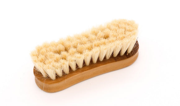 Equerry Goat Hair Face Brush - 4Pony.com