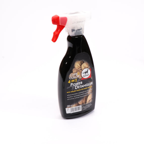Leovet Power Detangler 500ml - Dark Horses - 4Pony.com