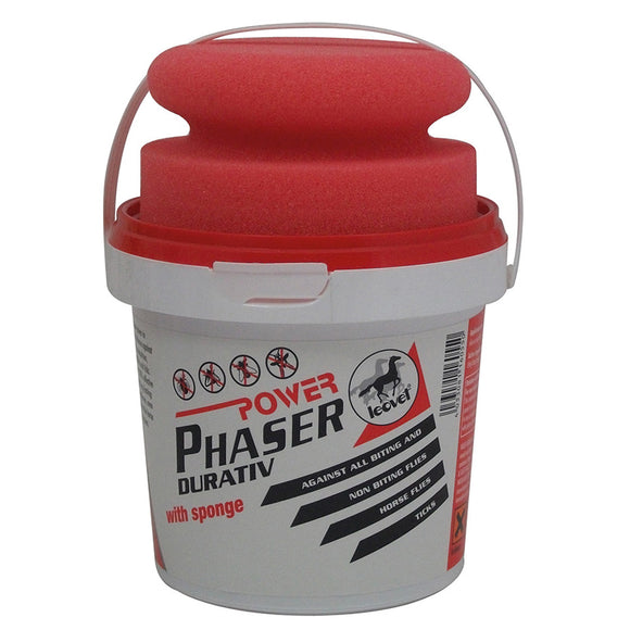 Leovet Power Phaser Durativ C/W Sponge