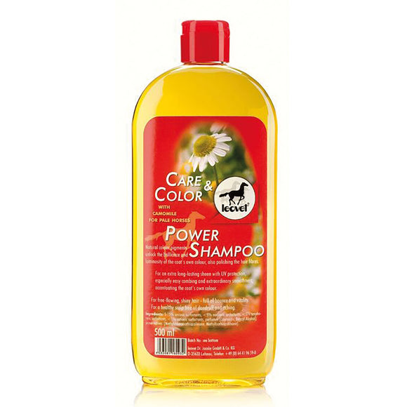 Leovet Power Shampoo For Pale Horses