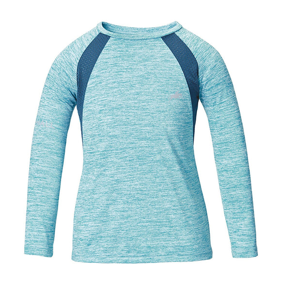 Harry Hall Base Layer Sandsend Uv Junior Turquoise - 4Pony.com