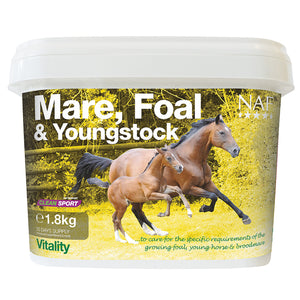 NAF Mare, Foal & Youngstock Supplement